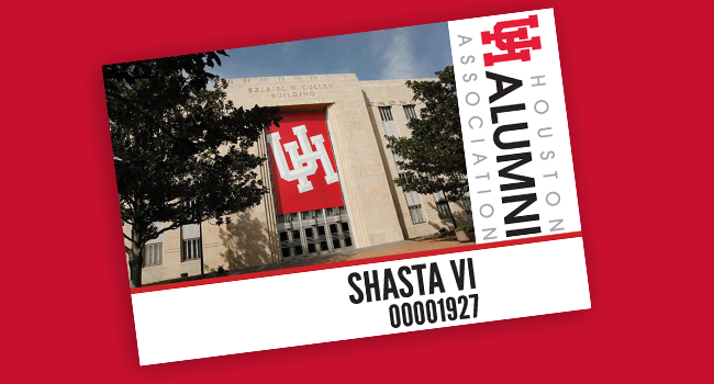 the Alumni Card