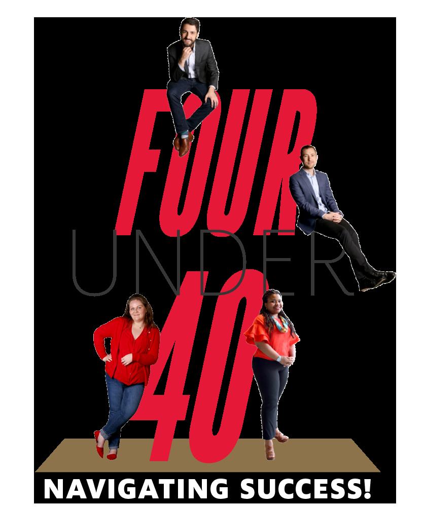 four under 40