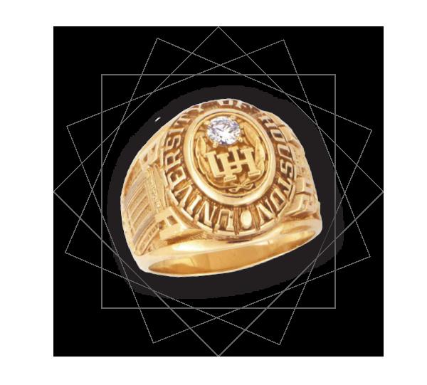 UH Class Ring